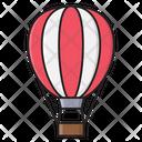 Balloon Air Fly Icon