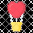Love And Romance Altitude Honeymoon Icon