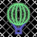 Air Balloon Air Travel Hot Air Balloon Icon