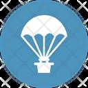 Air Balloon Aircraft Flying Balloon Icon