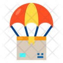 Package Delivery Postal Icon