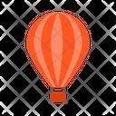 Air Balloon Sky Icon