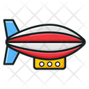 Air Blimp Icon