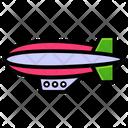Air Blimp Icon