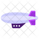 Blimp Airship Adventure Icon