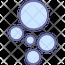 Air bubbles Icon