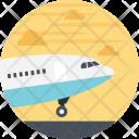 Delivery Air Cargo Icon