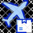 Air Cargo Icon