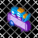 Air Compressor Machine Icon