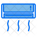 Air Condition Hot Summer Icon