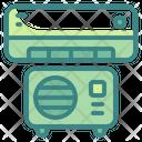 Air Condition Air Conditioner Smart Ac Icon
