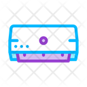 Domestic Air Conditioner Icon