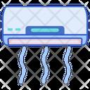Air Conditioner Ac Cool Air Icon