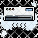 Air Conditioner Wind Icon
