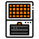 Air Conditioner Cooler Icon