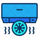Air Conditioning Cold Icon