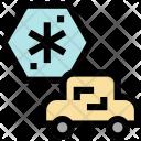 Air Conditioning Automobile Icon