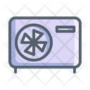 Electronic Conditioning Fan Icon