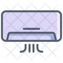 Electronic Ac Home Icon