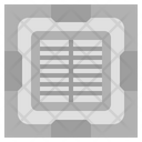 Air Conditioning Electronics Refreshing Icon