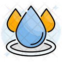 Air Conditioning Water Icon