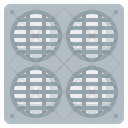 Air Cooler Electronics Refreshing Icon