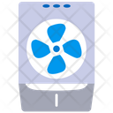 Air Cooler Fan Air Conditioner Icon
