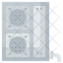 Air Cooler Machine Air Icon