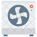 Aircooler Fan Conditioner Icon