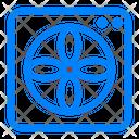 Air Cooler Machine Icon
