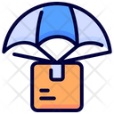 Air Arrive Delivery Icon