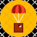 Parachute Save Air Icon
