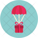 Air Delivery Shipping Icon