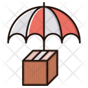 Ship Air Delivery Icon