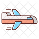 Air Freight Air Ship Air Delivery Icon