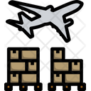 Air Delivery Plane Delivery Delivery Icon