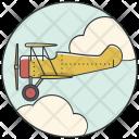 Air Delivery Cargo Icon