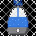 Air Diffuser Air Humidifier Air Purifier Icon