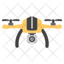 Drone Camera Quadcopter Camera Aerial Drone Icon