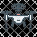 Air Drone Drone Drone Robot Icon
