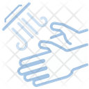 Air Dryer Drying Hand Air Drying Hand Icon