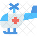 A Air Ambulance Arie Emergency Helicopter Icon
