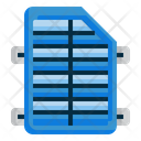Air Filter Engine Icon