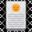 Air Filter Pollution Fresh Icon