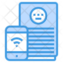 Air Filter Internet Of Things Air Pollution Icon
