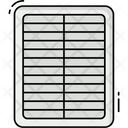 Air Filter Icon