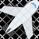 Plane Aeroplane Craft Icon