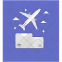 Air Freight Icon
