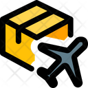 Air Freight Air Delivery Air Shipping Icon
