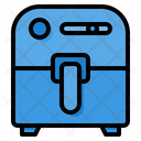 Air Fryer Household Electronics Icon